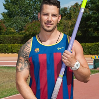Jordi Sánchez | Javelin throw