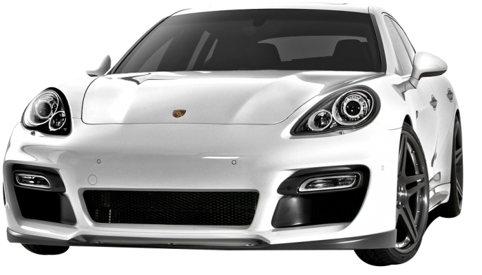 We receive our 3rd Porsche Panamera